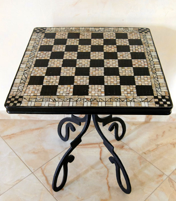 Chess table «Gambit»